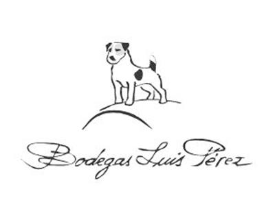 Identidad corporativa de Bodegas Luis Pérez: la imagen de un Jack Russell protagoniza el branding /Foto: Perricatessen