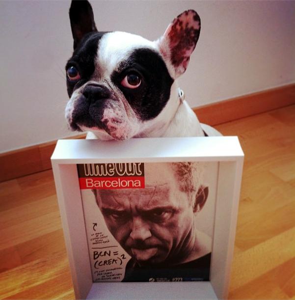 Bulli es fan de El Bulli, no puede remediarlo /Perricatessen