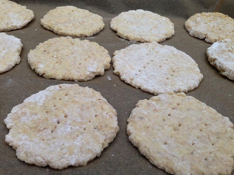 Los bocados preparados para el horno/ Foto: Mireia Prats para Perricatessen