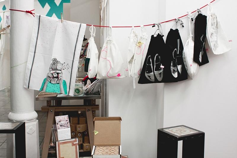 El interior de la tienda/ Foto: Corina de Castro para Perricatessen