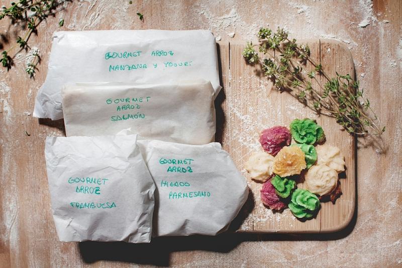 Miguitas: Galletas diferentes sabores y bocaditos de fruta para tu perro. / Foto: Corina de Castro para Perricatessen