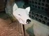 Funda de sillín de bicicleta en forma de perro/ Foto: Corina de Castro para Perricatessen