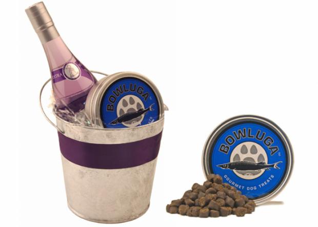 Champagne para perros, otra propuesta Perricatessen