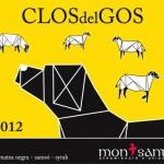 Clos del Gos 2012, otro vino super Guauu