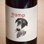 Tramp 2011, el vino de mi fiel perro guardián